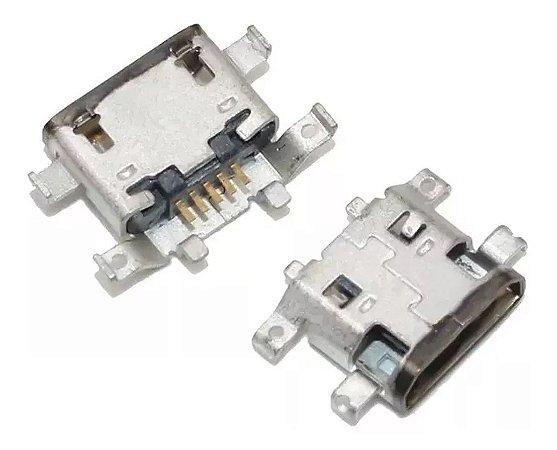 CONECTOR DE CARGA MOTOROLA MOTO G4 XT1626