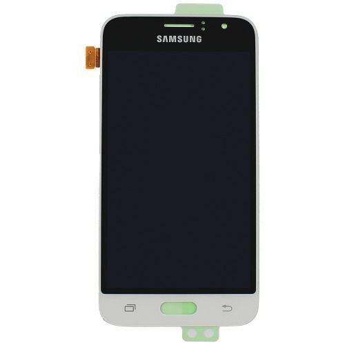 DISPLAY LCD SAMSUNG J120 GALAXY J1 2016 COMPLETO - BRANCO