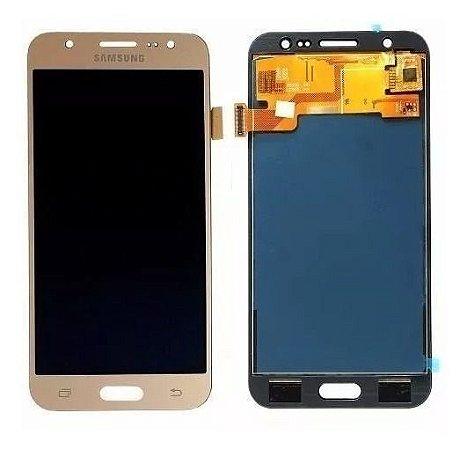 DISPLAY LCD SAMSUNG J5/J500 GALAXY J5 COMPLETO - DOURADO