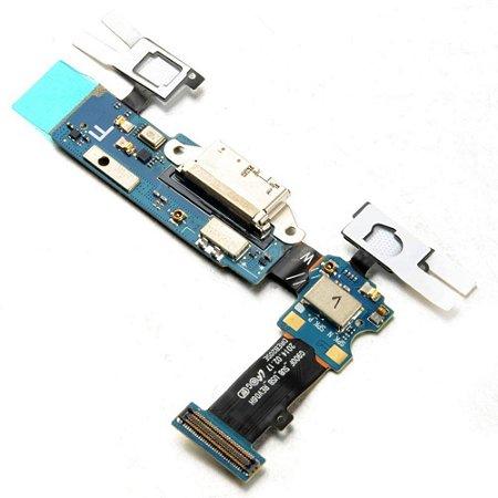 CONECTOR DE CARGA SAMSUNG G900F  S5 - DOCK COMPLETO