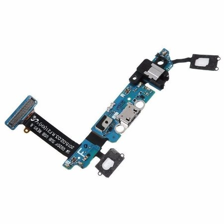 CONECTOR DE CARGA SAMSUNG G920 S6 - DOCK AUDIO/SENSOR (L)
