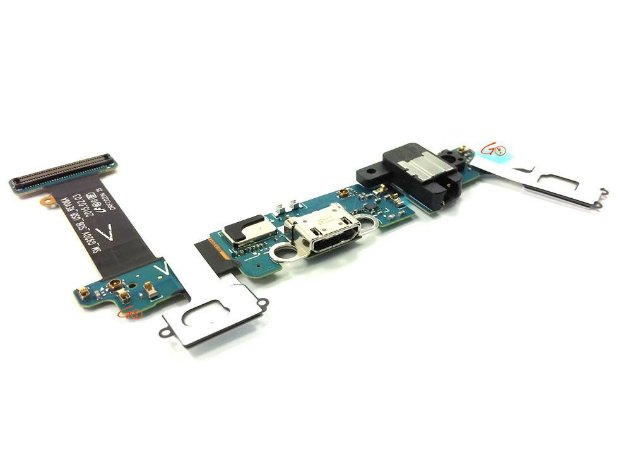 CONECTOR DE CARGA SAMSUNG G920 S6 - DOCK AUDIO/SENSOR (V)