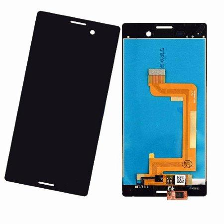 DISPLAY LCD SONY E2303/E2353 XPERIA M4 COMPLETO - PRETO