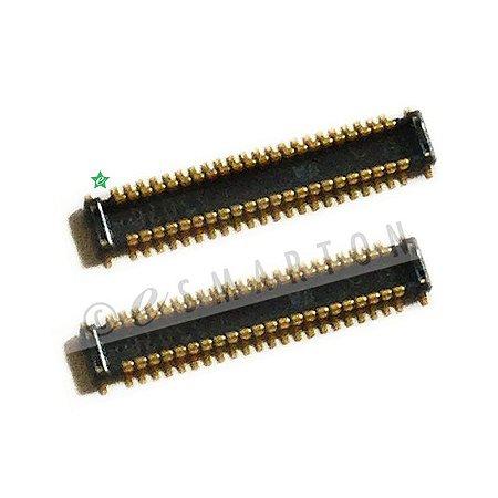 CONECTOR FPC DA PLACA ( DISPLAY ) SAMSUNG i9300/S3 / CONECTOR DA PLACA PARA LCD GALAXY S3