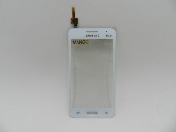 TOUCH SAMSUNG G355 BRANCO - GALAXY CORE 2 DUOS