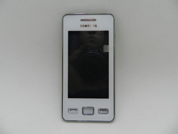 TOUCH SAMSUNG S5260 BRANCO - STAR ll