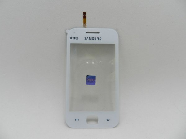 TOUCH SAMSUNG S6802 BRANCO - GALAXY ACE DUOS