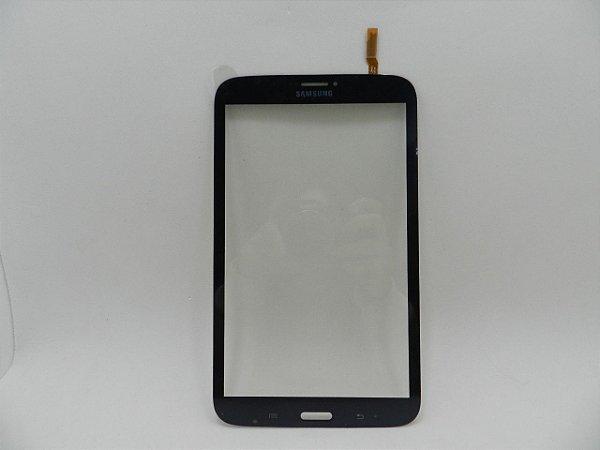 """TOUCH SAMSUNG T311 PRETO GALAXY TAB 3  8.0"""" ( 3G/WiFi )"""