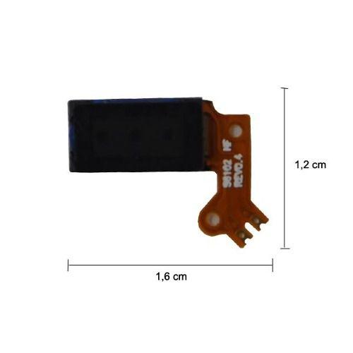 ALTO FALANTE SAMSUNG S6102 C/ FLEX - GALAXY Y DUOS