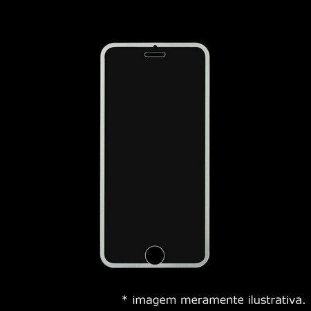 """PELICULA VIDRO IPHONE 6G (4.7"""")  DIANTEIRA COM BORDA DOURADA (CURVA)"""