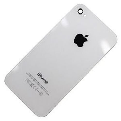 TAMPA TRASEIRA iPHONE 4G BRANCA / TAMPA iPHONE 4 BRANCA