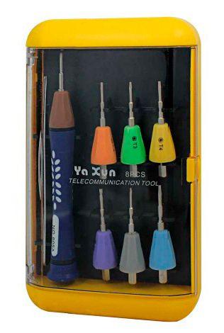 KIT CHAVE YAXUN YX-805 (8 Peças)