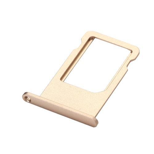 "GAVETA iPHONE 6S 4.7"" DOURADA/GOLD (SLOT DO CHIP SIM)"