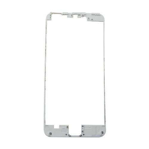 "FRAME LCD/TOUCH iPHONE 6G PLUS 5,5"" BRANCO (BENZEL) / ARO iPHONE 6 PLUS BRANCO (COM COLA DE FUSÃO)"