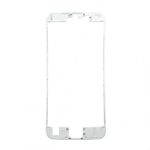 "FRAME LCD/TOUCH iPHONE 6S 4,7"" BRANCO (BENZEL) / ARO iPHONE 6S BRANCO ( COM COLA DE FUSÃO )"