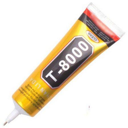 COLA PROFISSIONAL T8000 / T-8000 TUBO 110ML