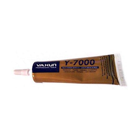 COLA PROFISSIONAL YAXUN YX7000 / Y-7000 - TUBO MEDIANO 50ML