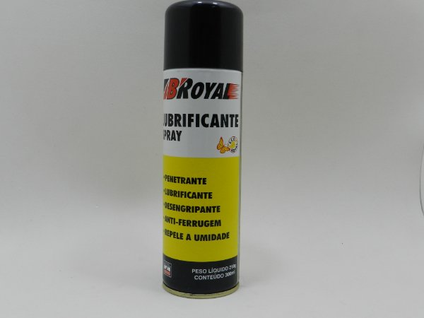 LUBRIFICANTE SPRAY 300ML BROYAL