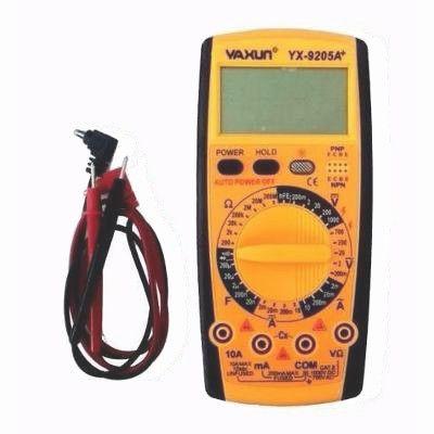 MULTIMETRO DIGITAL YAXUN DT-9205A+  / YX9205