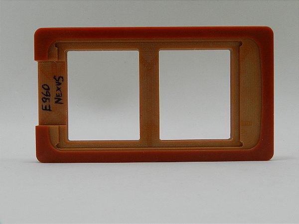 MOLDE LG E960 NEXUS 4 PARA TROCA DE TOUCH