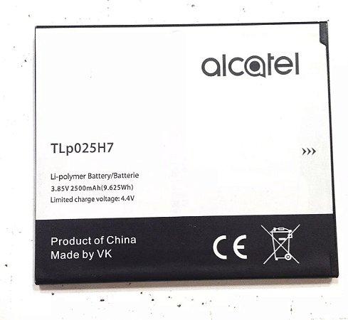 "BATERIA ALCATEL TLp025H7  POP 4 5""  3.85v 2500mAh 9.625Wh / BATERIA ALCATEL POP 4"