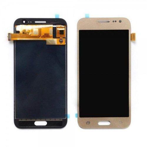 DISPLAY LCD SAMSUNG J7 PRIME / G610 GALAXY J7 PRIME COMPLETO - DOURADO