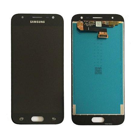 DISPLAY LCD SAMSUNG J3/J330 GALAXY J3 PRO COMPLETO INCELL  PRETO