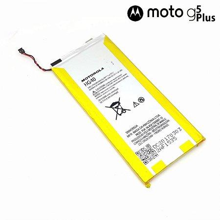 BATERIA MOTOROLA XT1683 HG40  - BATERIA MOTO G5 PLUS 2810mAh 10.7Wh