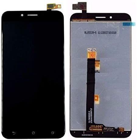 "DISPLAY LCD ASUS ZENFONE 3 MAX - 5.5"" ZC553kl PRETO"