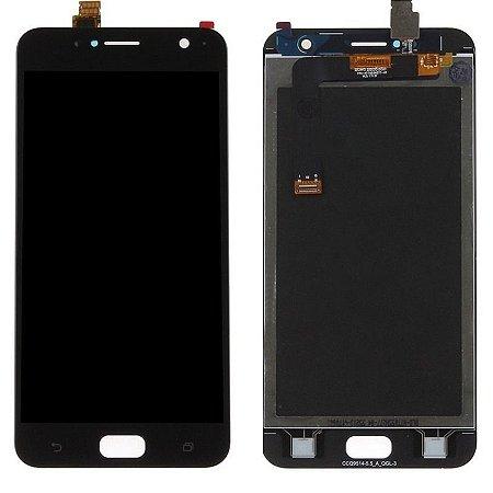 DISPLAY LCD ASUS ZENFONE 4 SELFIE - ZD553KL COMPLETO - PRETO