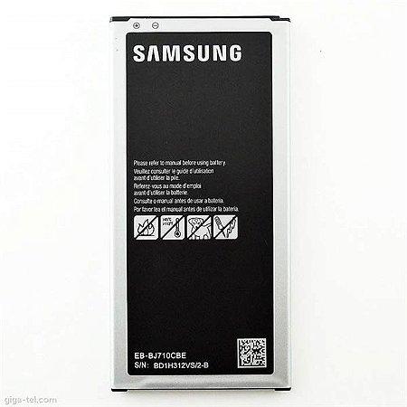 Bateria Samsung Galaxy J7 Metal 2016 Duos Sm-j710 / BJ710CBU