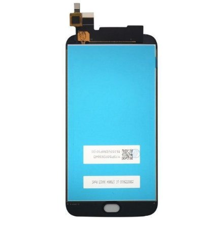 DISPLAY LCD MOTOROLA XT1802 MOTO G5S PLUS - BRANCO