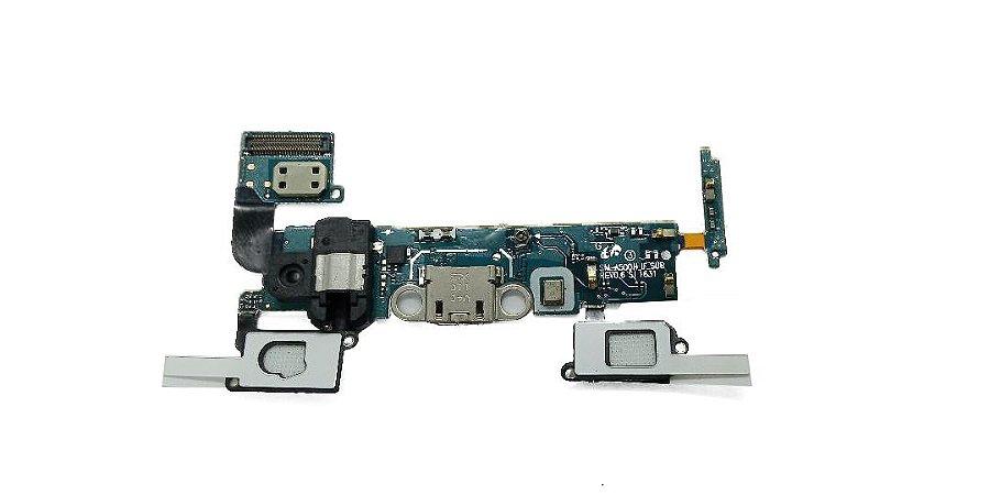 CONECTOR DE CARGA SAMSUNG A5/A500H - GALAXY A5 DOCK COMPLETO