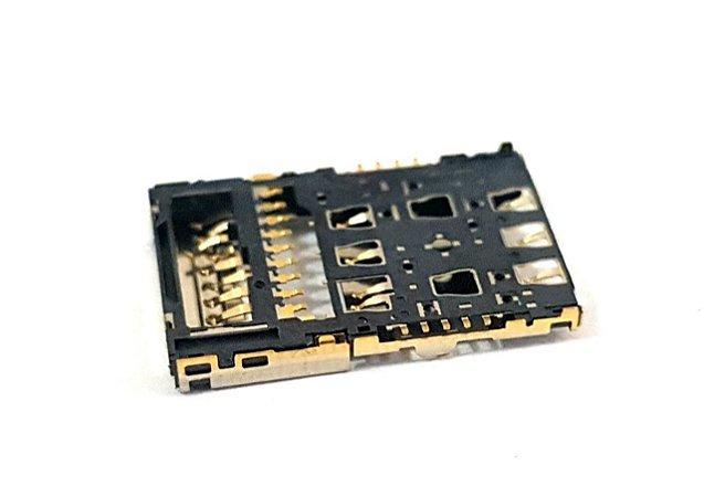 SLOT SIM CARD LG X230 - SLOT SIM CARD LG K4 (2017) K5 / K7 / K10