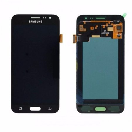 DISPLAY LCD SAMSUNG GALAXY J3/J320 ORIGINAL PRETO
