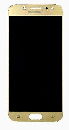 DISPLAY LCD SAMSUNG GALAXY J7 PRO - J730 DOURADO - INCELL