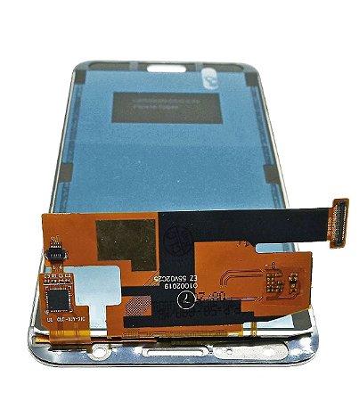 DISPLAY LCD SAMSUNG GALAXY J7 J700 DOURADO