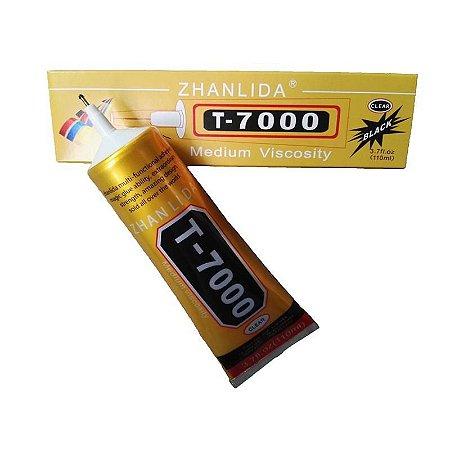 COLA PROFISSIONAL T7000 110ml PRETA - ZHANLIDA