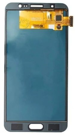 DISPLAY LCD SAMSUNG J710 GALAXY J7 METAL 2016 COMPLETO - PRETO