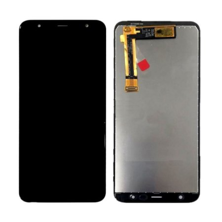 DISPLAY LCD SAMSUNG J415 - J4 PLUS / J410 - J4 CORE / J610 - J6 PLUS PRETO