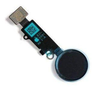 BOTÃO HOME iPHONE 8G (4.7) PRETO - COM FLEX