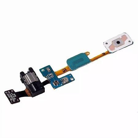 CABO FLEX HOME SAMSUNG G610 J7 PRIME COM AUDIO JACK P2