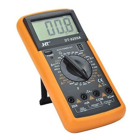MULTIMETRO DIGITAL NT-9205A
