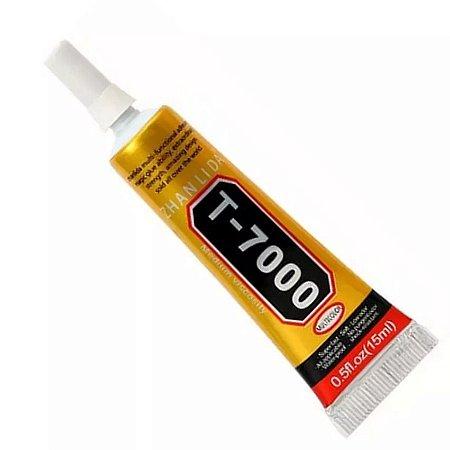 COLA PROFISSIONAL T7000 15ml PRETA - ZHANLIDA