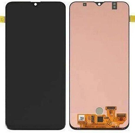 DISPLAY LCD SAMSUNG GALAXY A20 A205 - SEM ARO INCELL