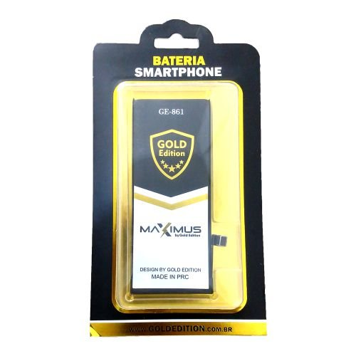 BATERIA iPHONE 8 / 8G  (1821mAh / 3.82V / 6.95Whr) - GOLD EDITION GE-861