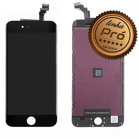 "DISPLAY LCD iPHONE 6G PLUS (5,5"") PRETO - LINHA PRÓ"