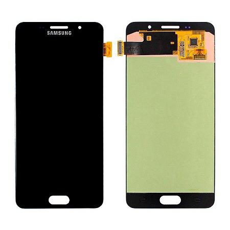 DISPLAY LCD SAMSUNG GALAXY A5 (2016) - A510 PRETA - INCELL
