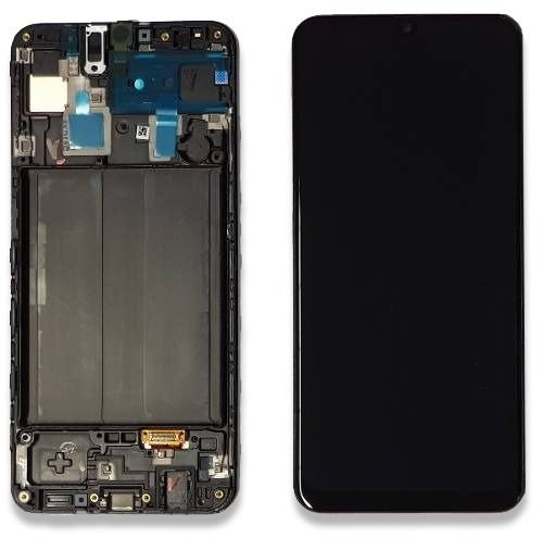 DISPLAY LCD SAMSUNG GALAXY A30 A305 INCELL  - COM ARO