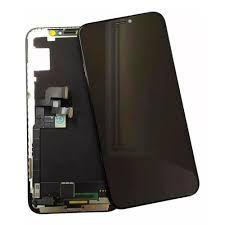 DISPLAY LCD  IPHONE X OLED PRETA